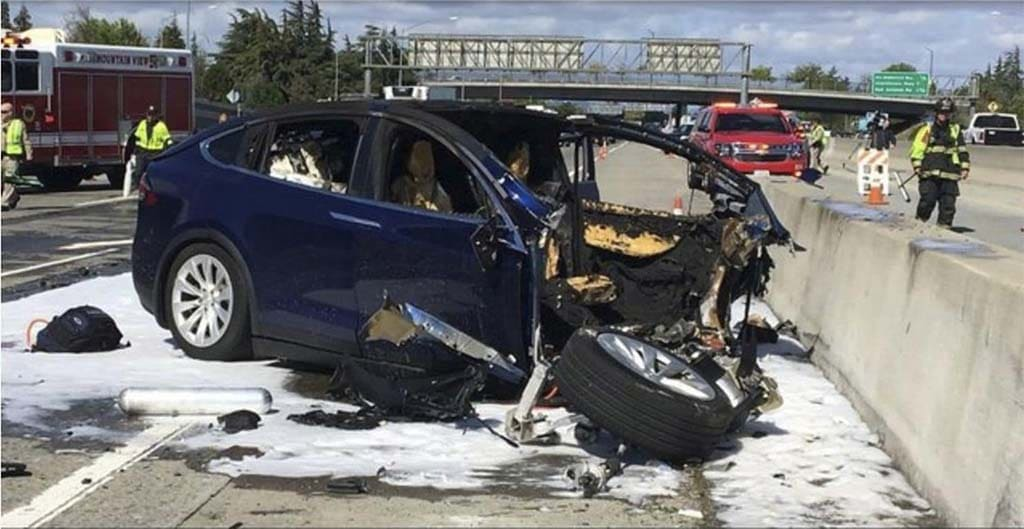 NTSB Chairman Criticizes Tesla for Failure to Add Agency-Recommended Safeguards to Autopilot