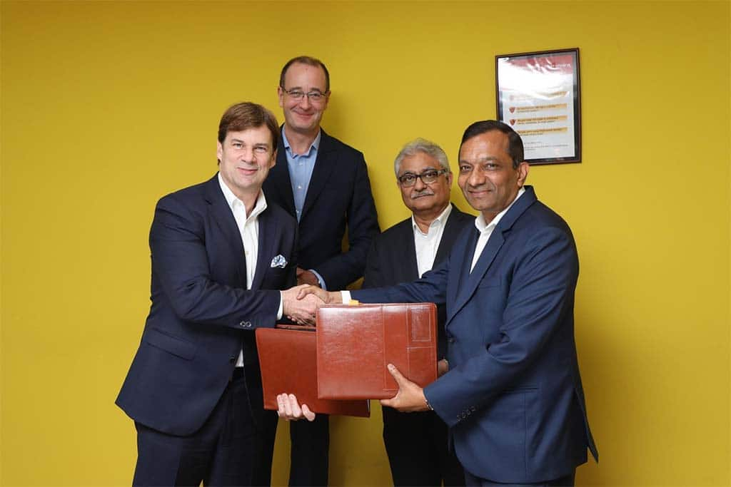 Ford Expands Alliance with Mahindra Group