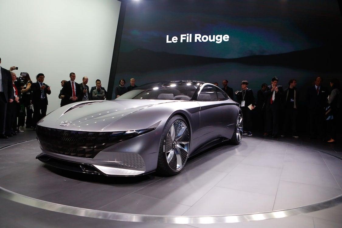 Hyundai Showed The World Its New