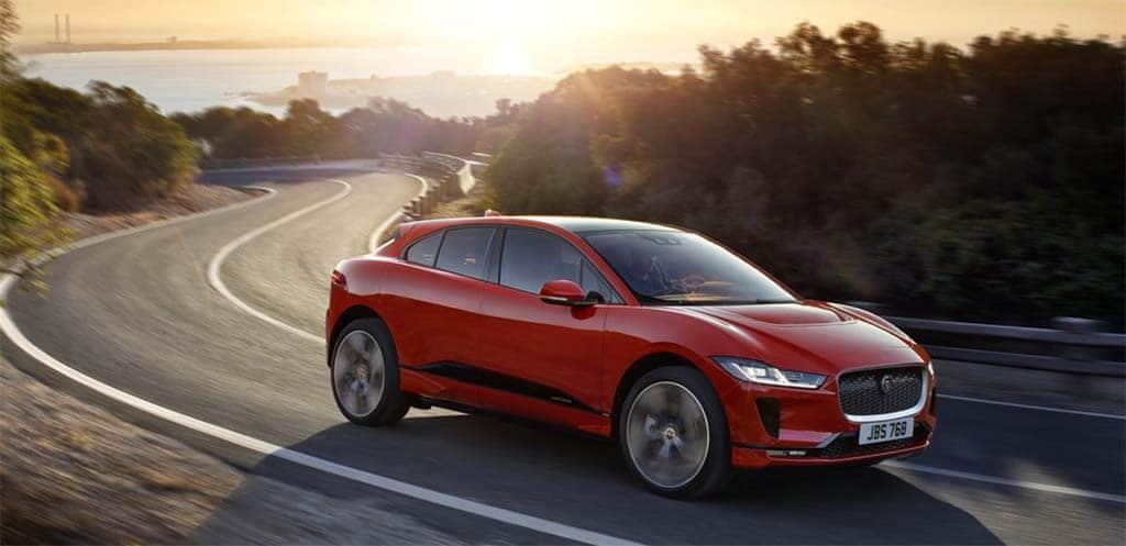 Jaguar I-Pace Pricing Undercuts Tesla Model X