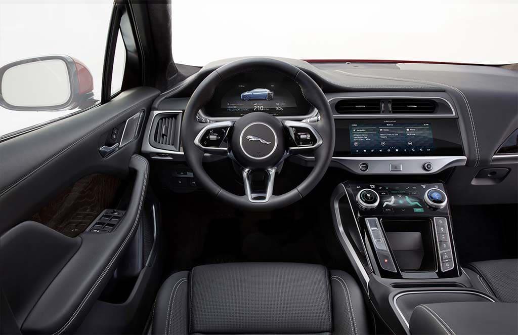 Jaguar F Pace Exterior >> Jaguar I-Pace Pricing Undercuts Tesla Model X | TheDetroitBureau.com