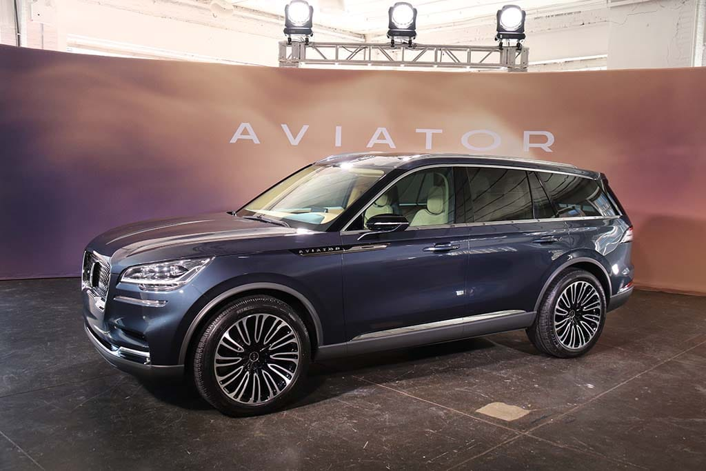 Lincoln Aviator Concept Free Download Oasis Dl