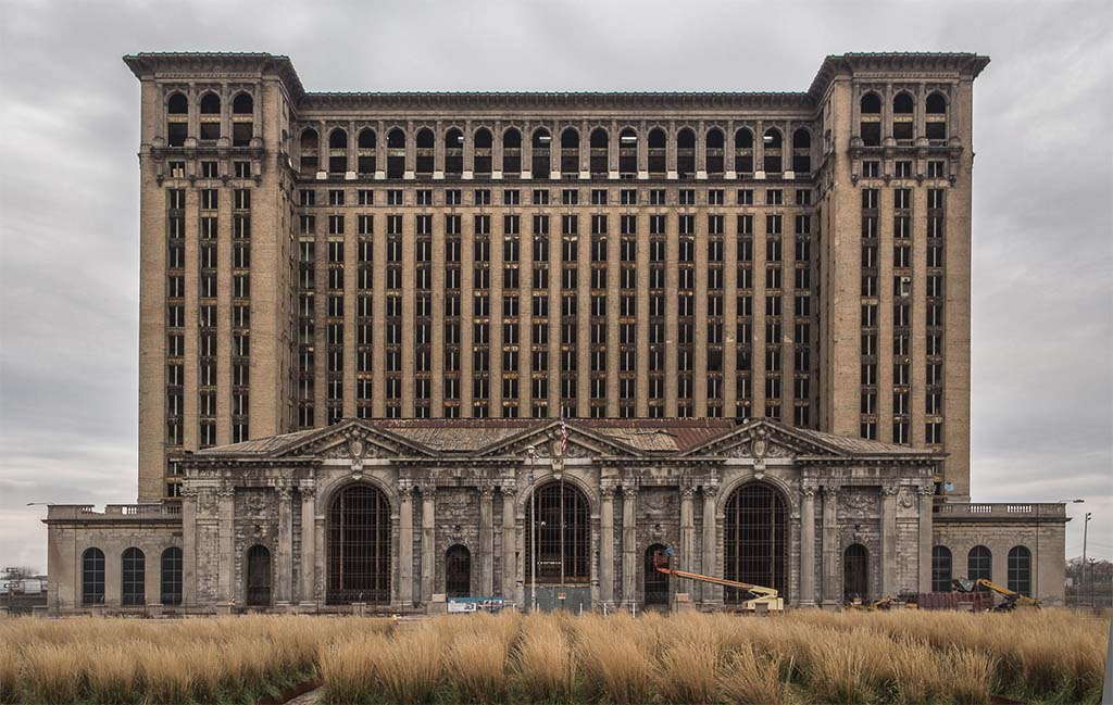Ford Board May Vote Next Week on Purchase of Abandoned Detroit Train Station
