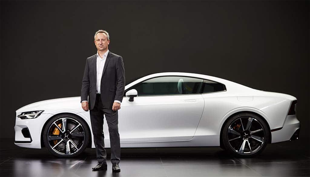 Polestar's First EV Looks Like Modern Take on Classic ...