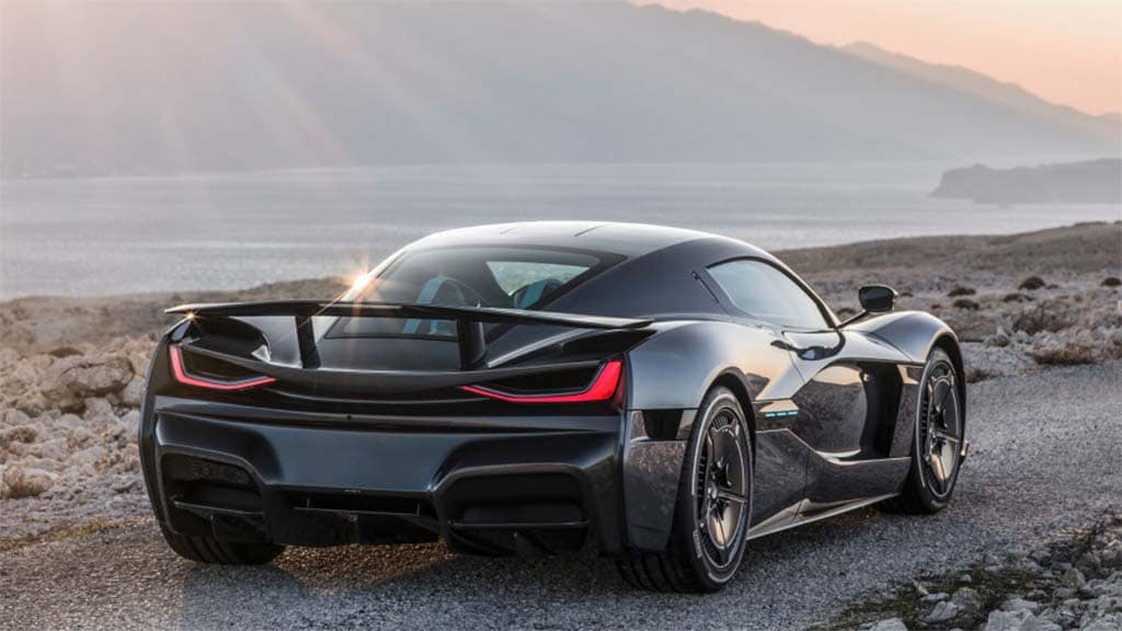 rimac concept  ev nudges  hp hits     seconds thedetroitbureaucom