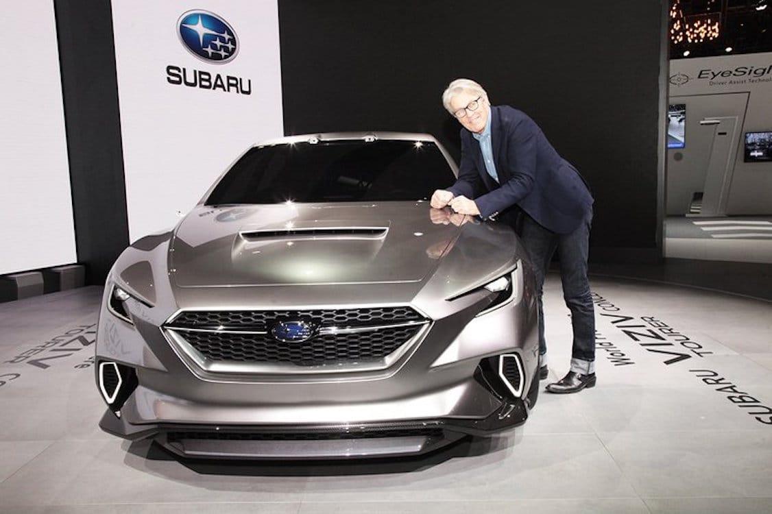 Subaru Viziv Tourer Concept An Outback Wagon Replacement