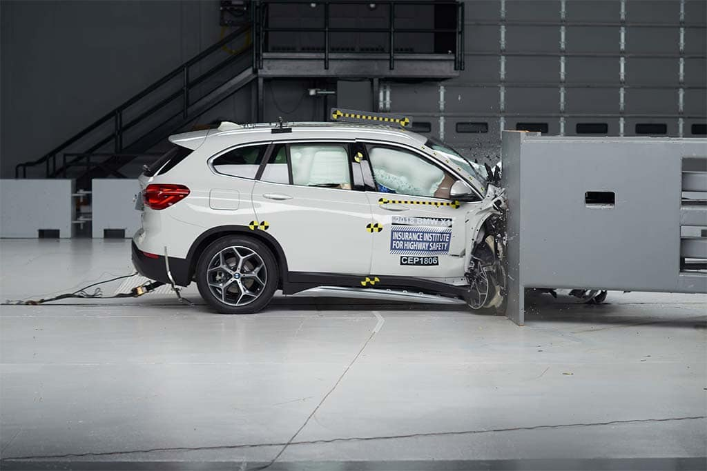 Small SUV safety ratings released