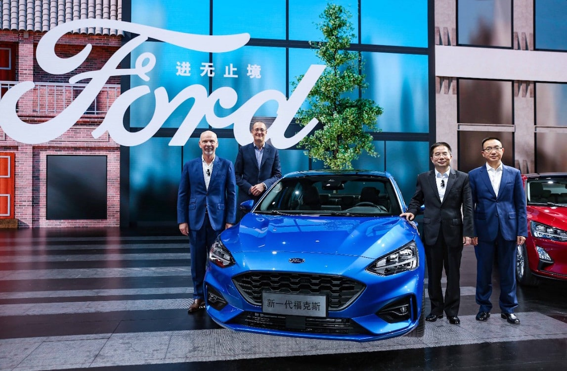 Focus turns to new Ford