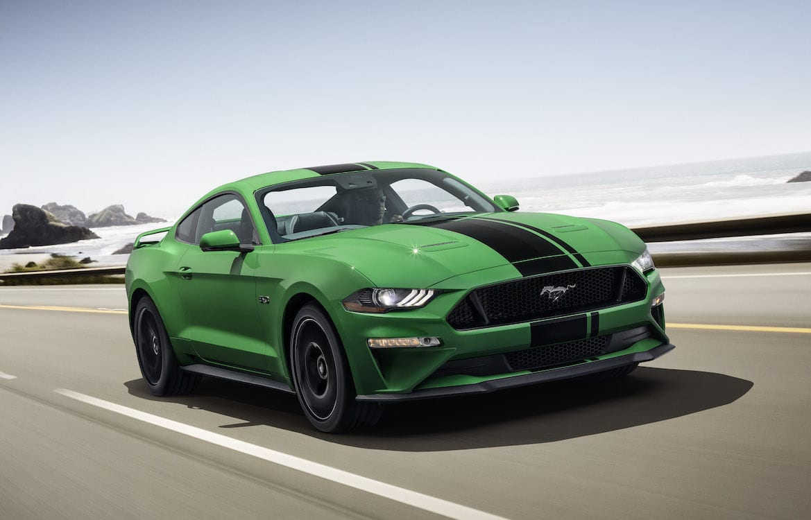 Mustang: World\'s Best-Selling Sports Car for Third Year in a Row ...