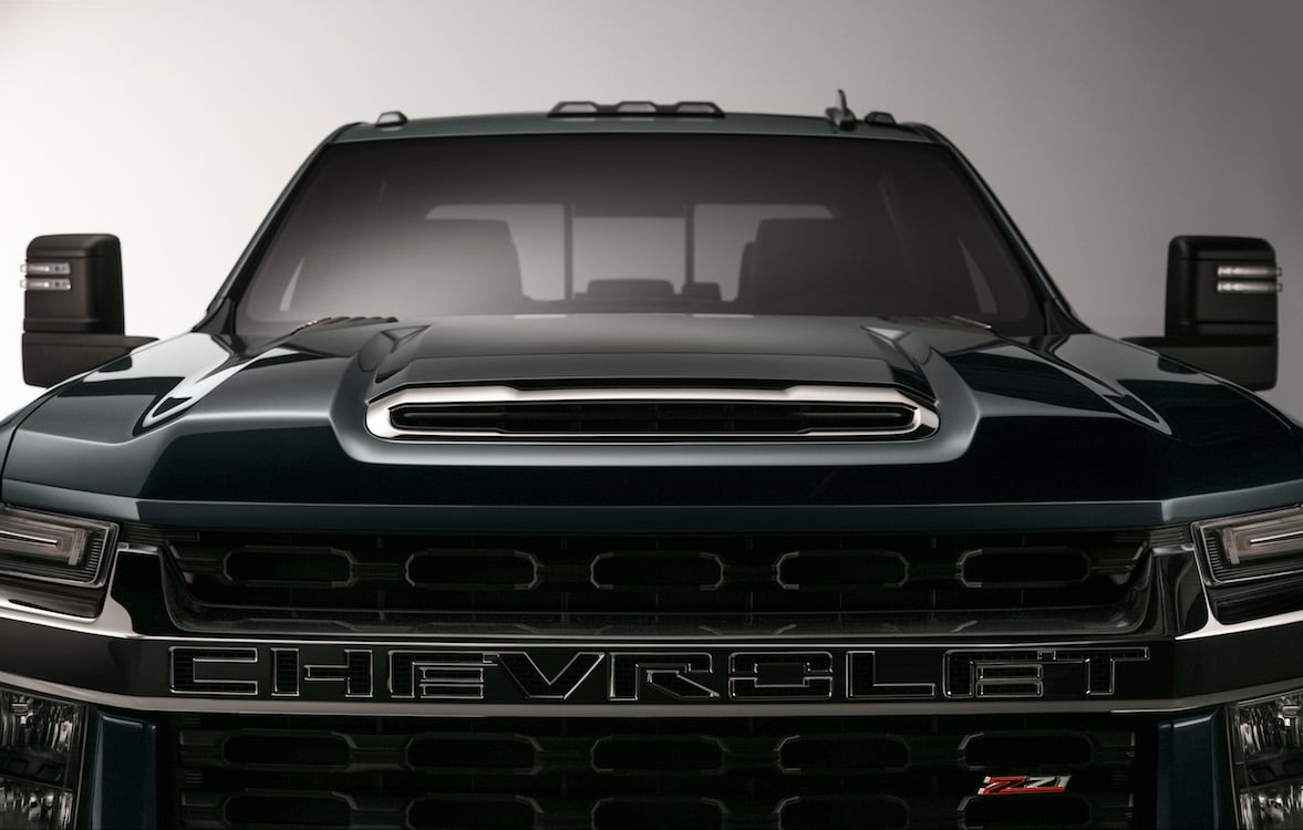 New Chevy Silverado HD to Debut as a 2020 Model ...