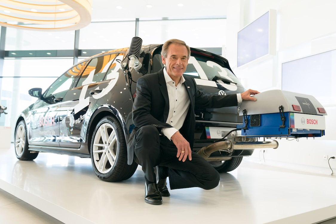 Bosch Agrees to Fines for Role in Dieselgate
