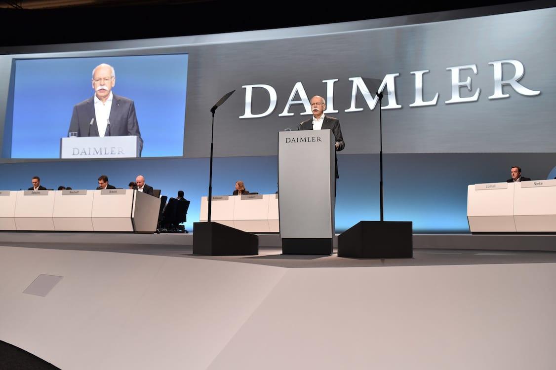 Morgan Stanley Set €65.00 Target Price for Daimler AG (DAI)