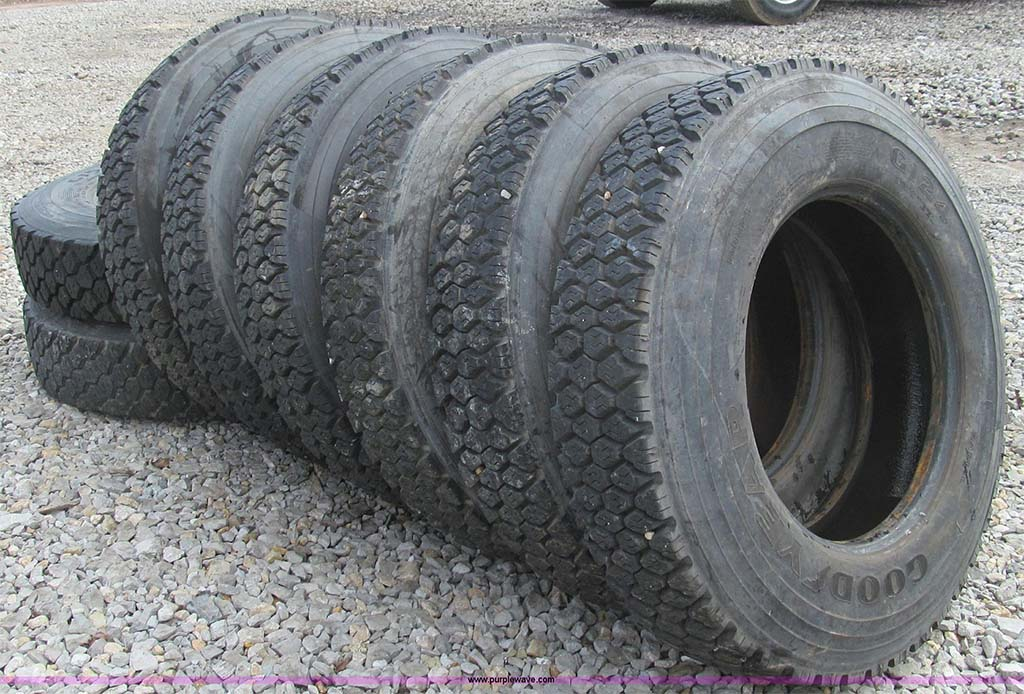 Tires May Be Major Source of Ocean Plastic Waste