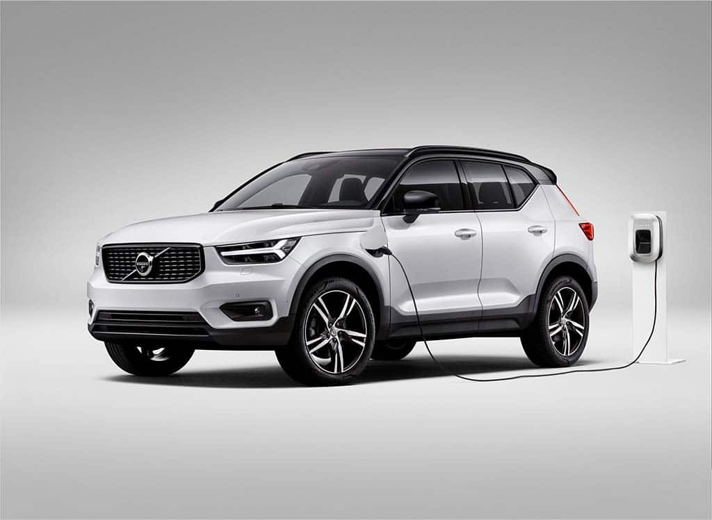Volvo Bringing Out Full-Electric XC40 By Year's End