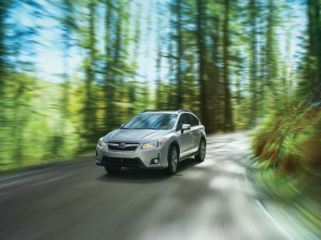 Subaru launched a conventional hybrid version of the Crosstrek for the 2014 model-year