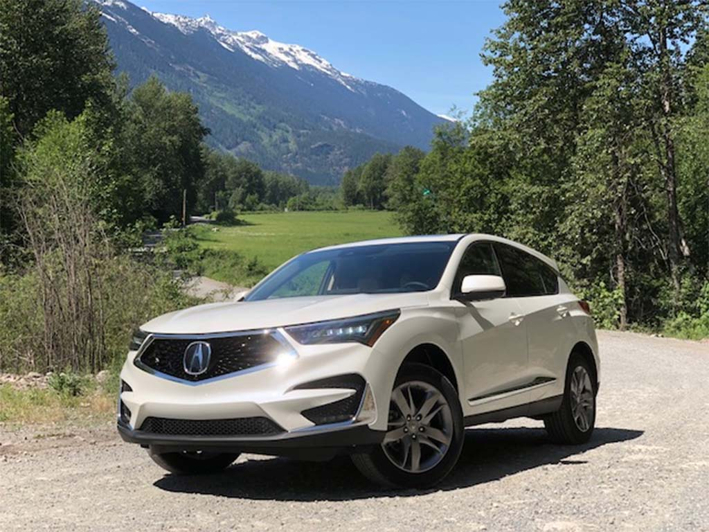 First Drive: 2019 Acura RDX