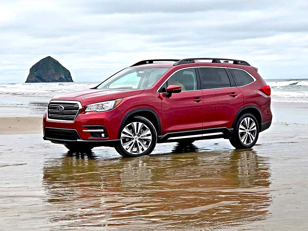 First Drive 2019 Subaru Ascent Proving Bigger Is Better