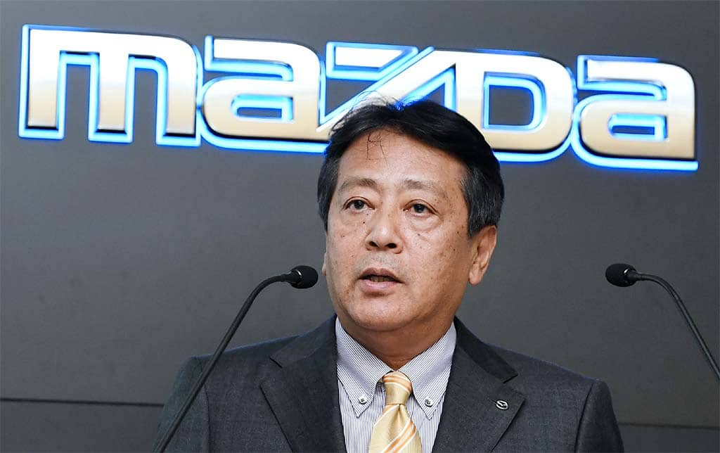 Mazda names new CEO to revive United States market