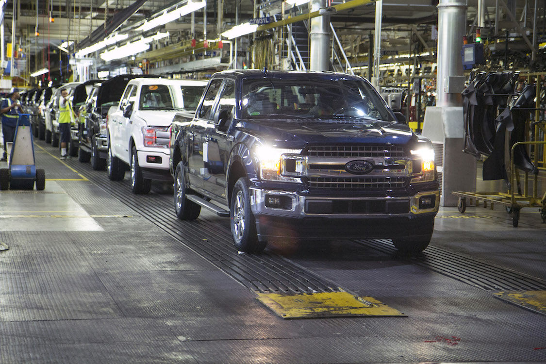 Ford Recalls 874K Pickups Due to Fire Problem