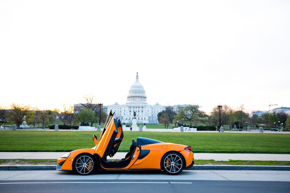 McLaren's Growth Means Adding New US Dealers