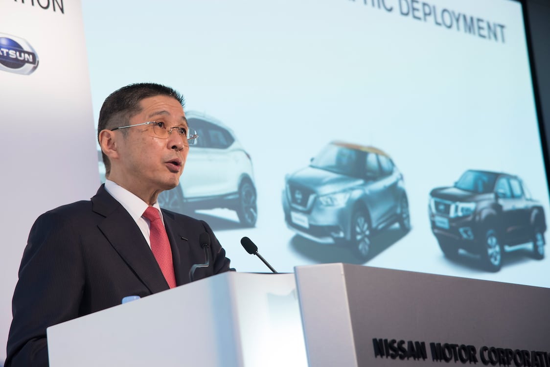 Nissan Cuts North American Production by 20%
