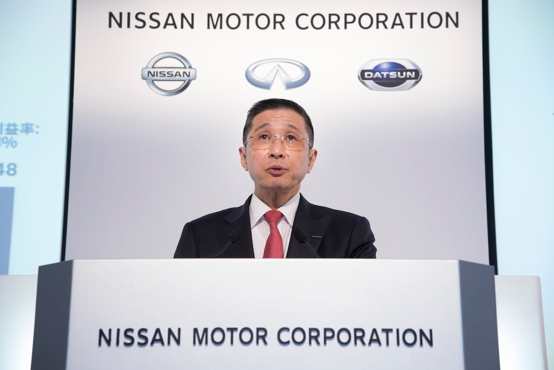 Nissan's Ousted CEO Loses 80% of His Parting Payout