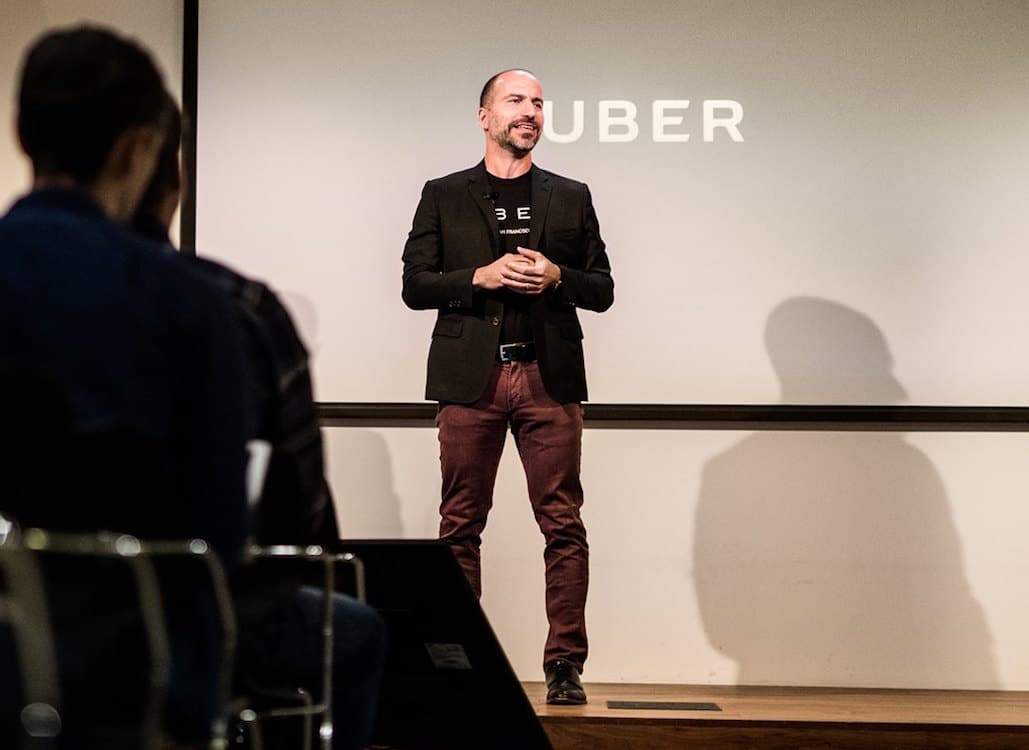 "Uber Not Likely to Be Profitable for a ""Few Years"""