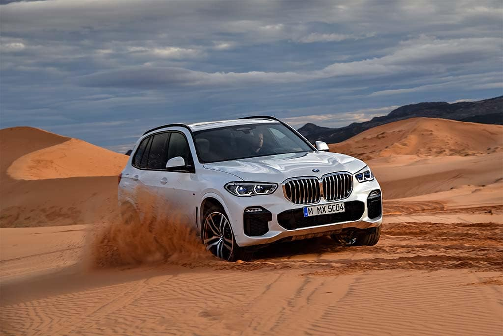 First Drive: 2019 BMW X5 xDrive40i
