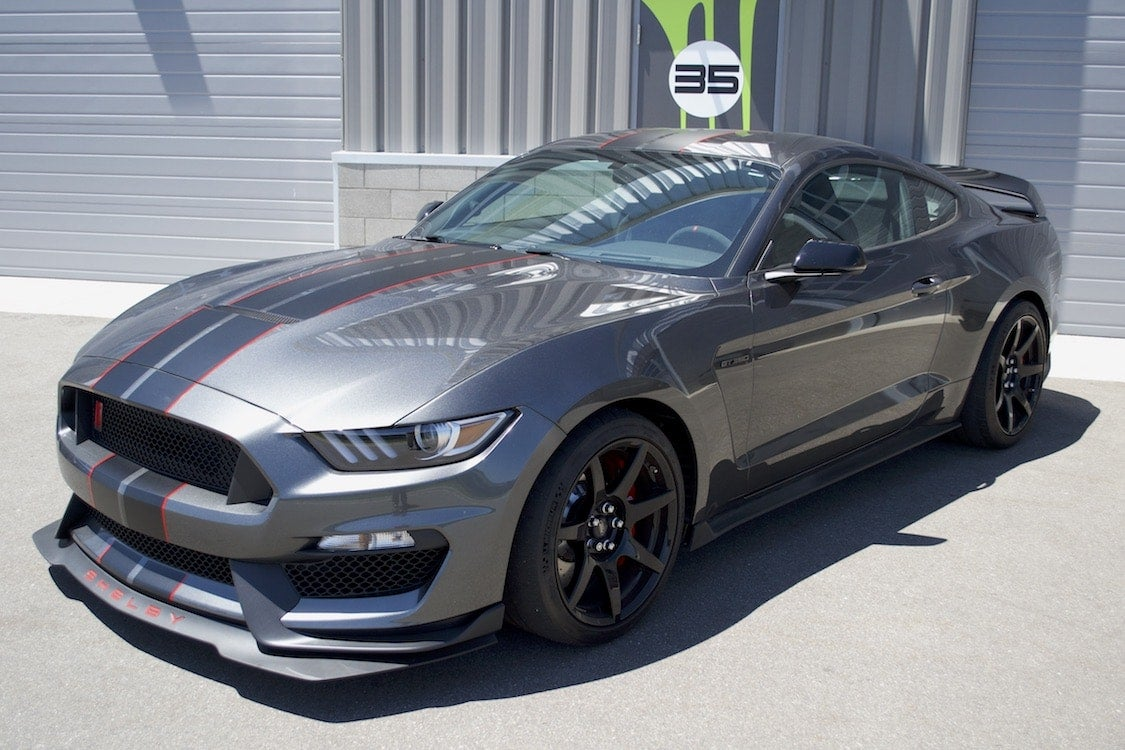 First look 2019 ford mustang shelby gt350 thedetroitbureau com