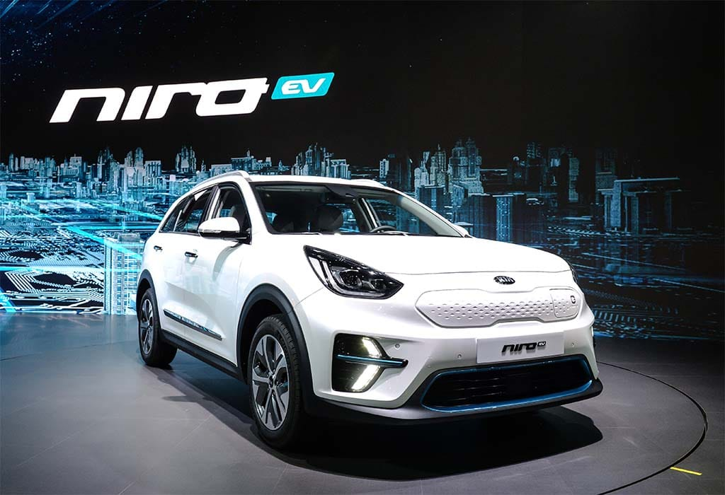 Kia Planning 11 All-Electric Models by 2025