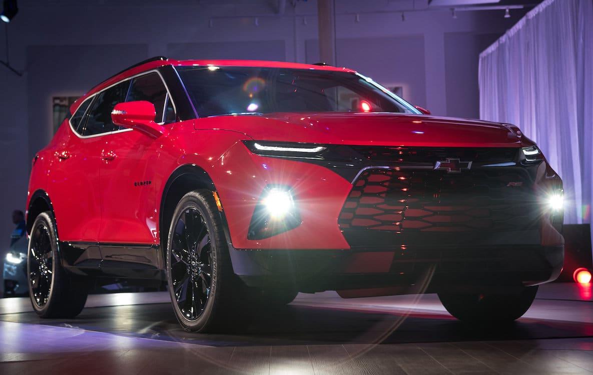 UAW Blasts GM's Plan to Build Chevy Blazer in Mexico | TheDetroitBureau.com