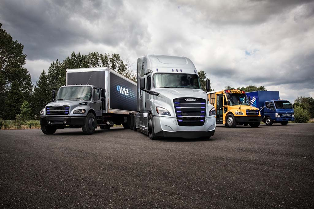 The New Freightliners