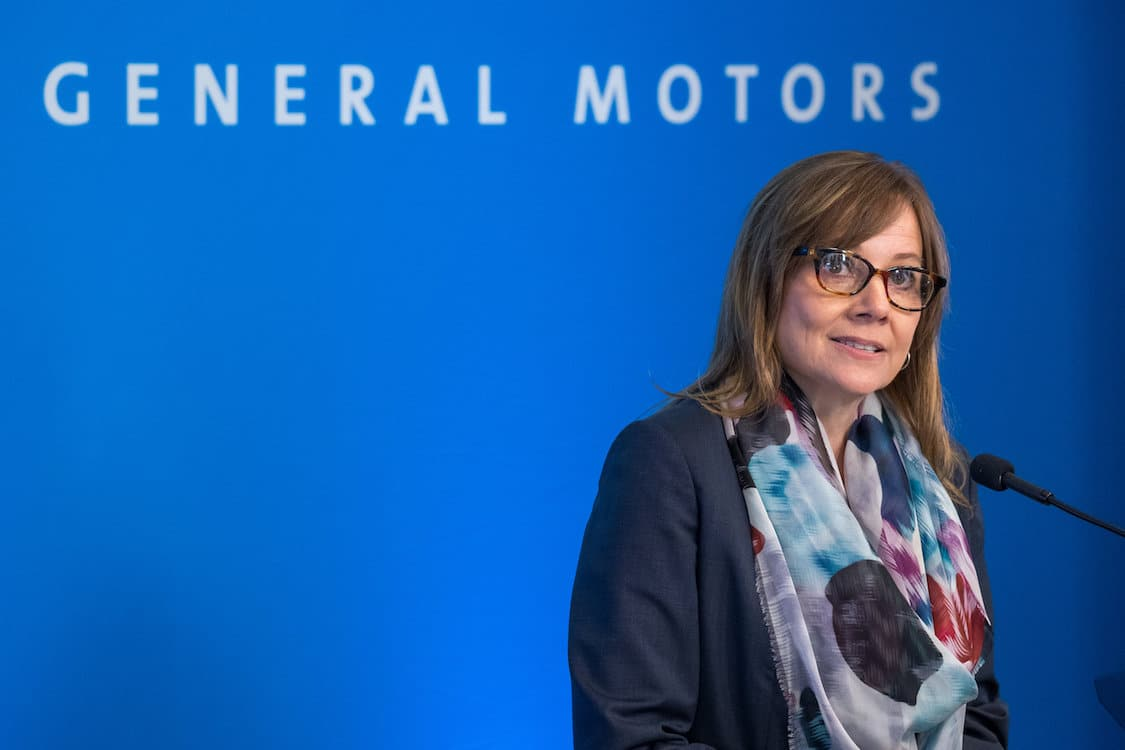 GM Asks for Relief on Fuel Rules While Betting Big on EVs