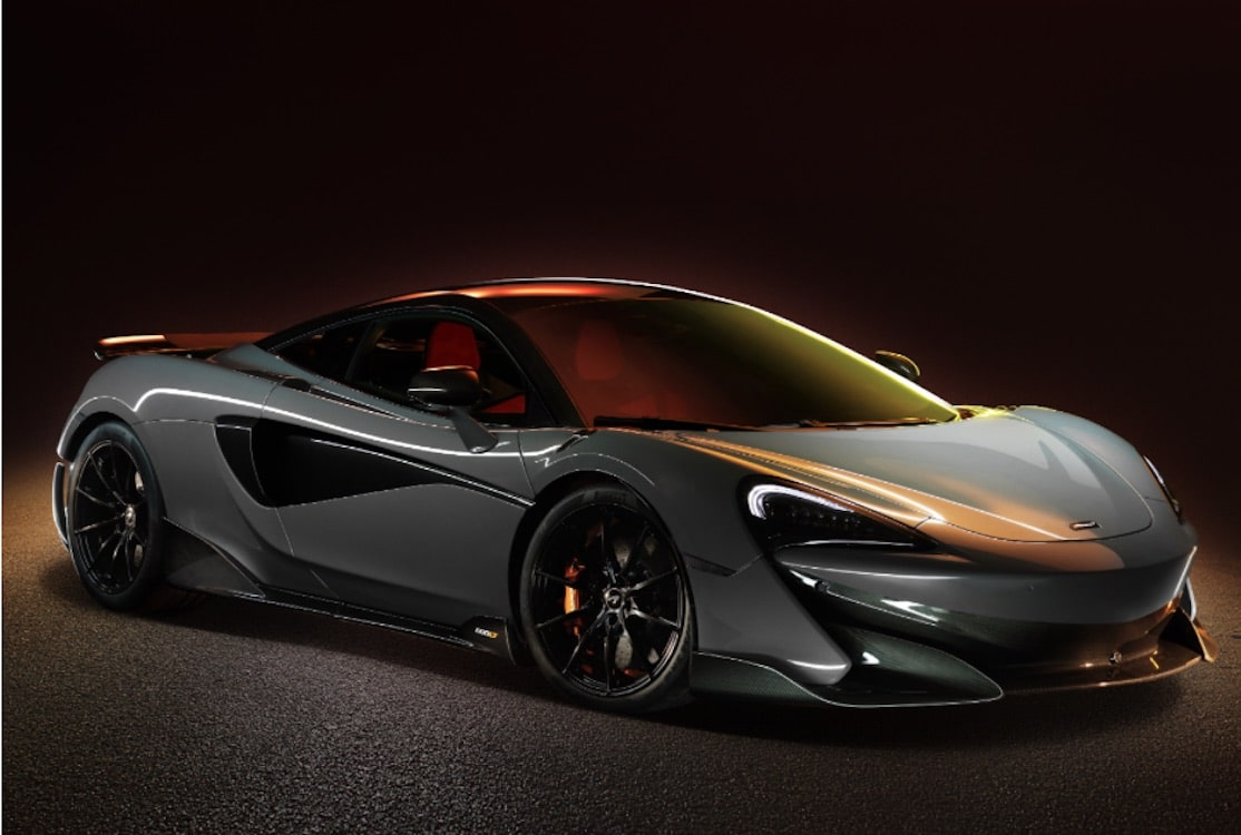 McLaren Reaches into Past for Newest Model: 600LT