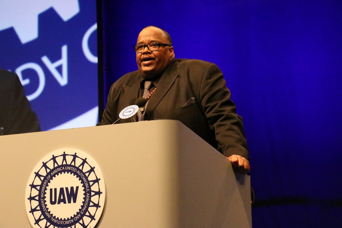UAW President Jones Shakes Up Roles of Top Negotiators