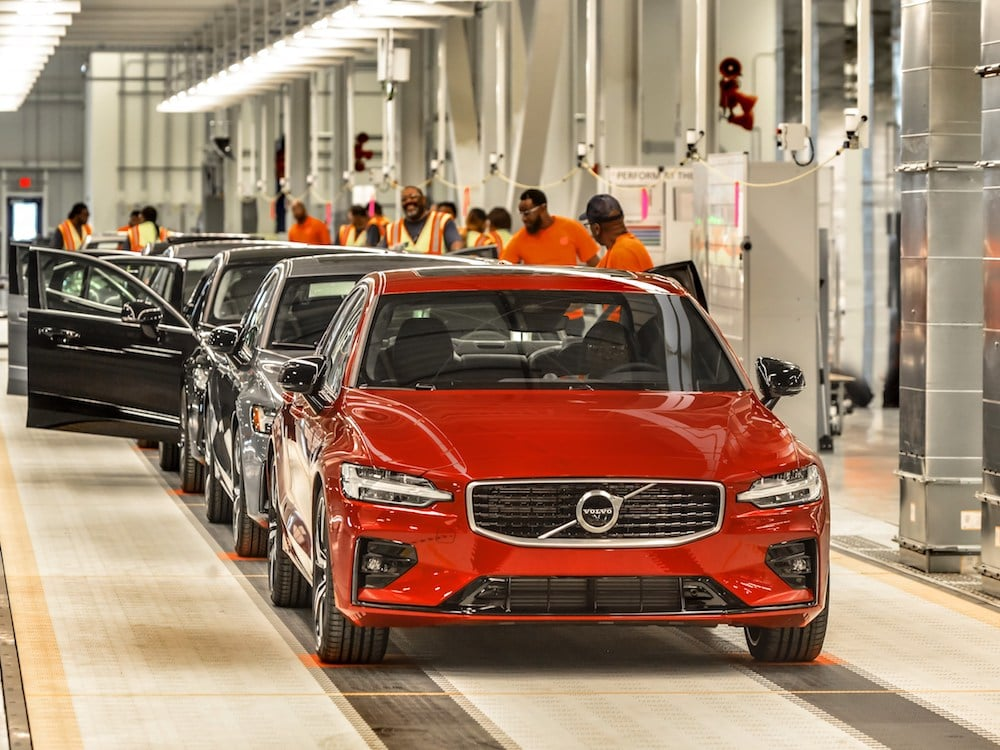 Volvo Recalling 507,000 Vehicles Due to Fire Risk