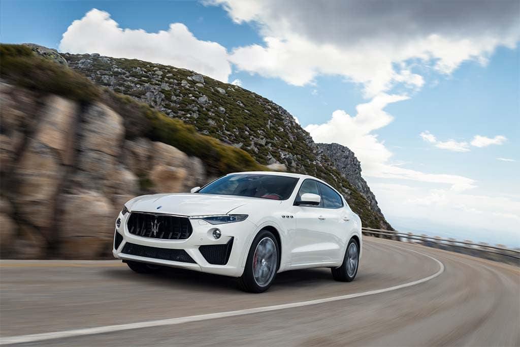 First (Short) Drive: 2019 Maserati Levante GTS