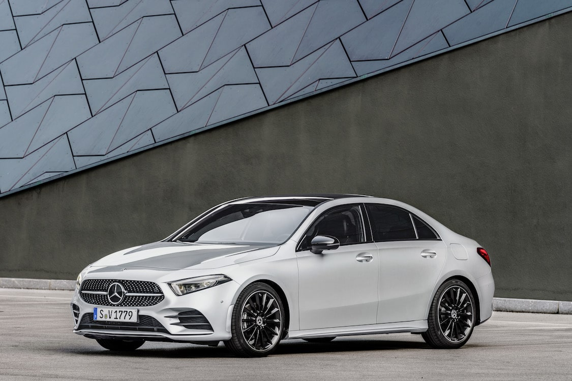 """Mercedes-Benz Aims to """"Elevate"""" Entry Luxury Segment with Launch of New A-Class"""