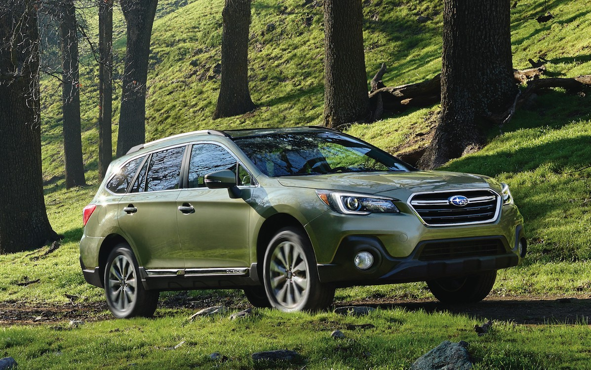 Subaru Defect Severe Enough it Wants to Replace Vehicles, Rather Than Repair Them