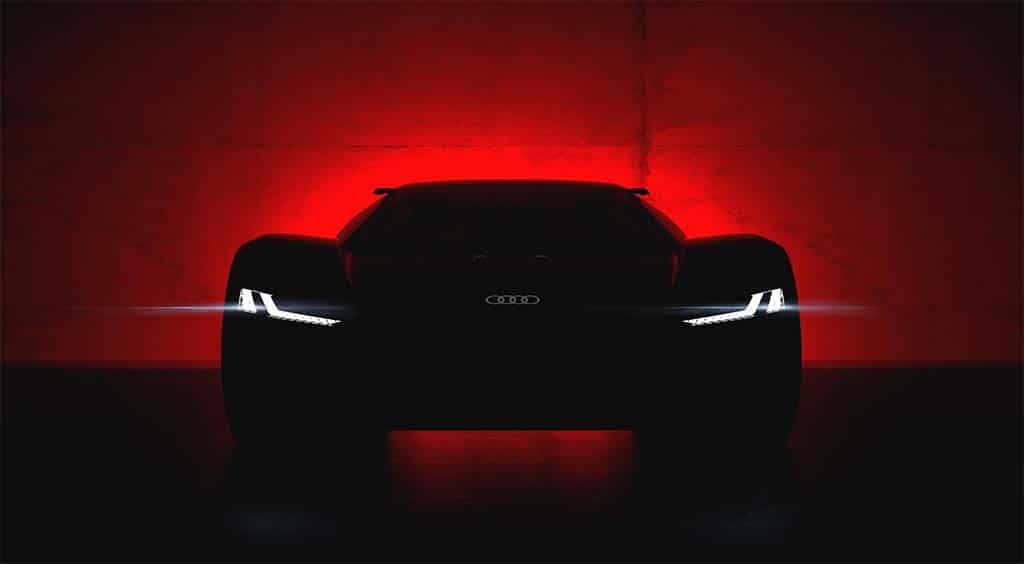 Audi Set to Reveal PB 18 e-tron Concept