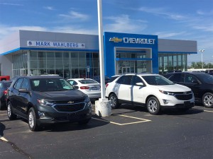 low interest rates could spur May auto sales