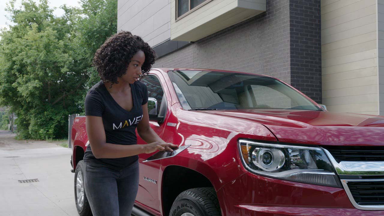 Maven to Let GM Vehicle Owners Profit from Car-Sharing