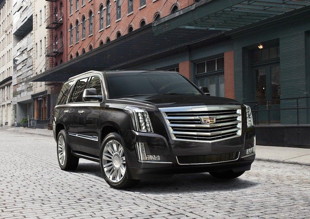 First Drive 2018 Cadillac Escalade Platinum Awd Thedetroitbureau Com
