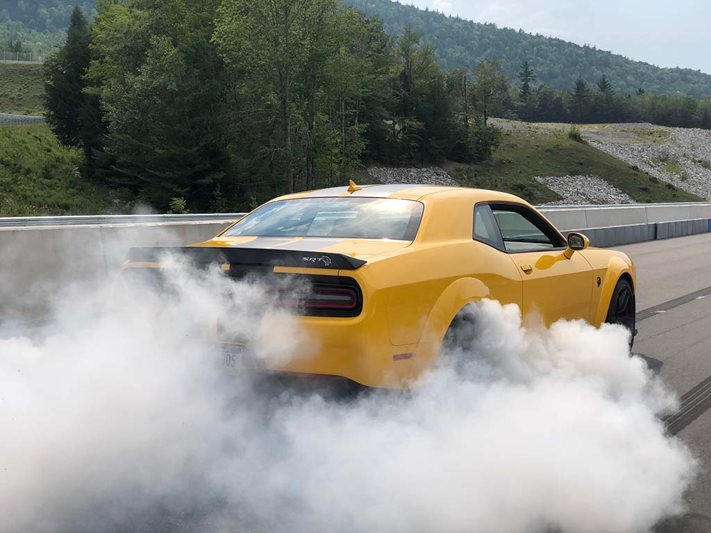 The More the Muscle, the Bigger the Discount, Dodge Announces