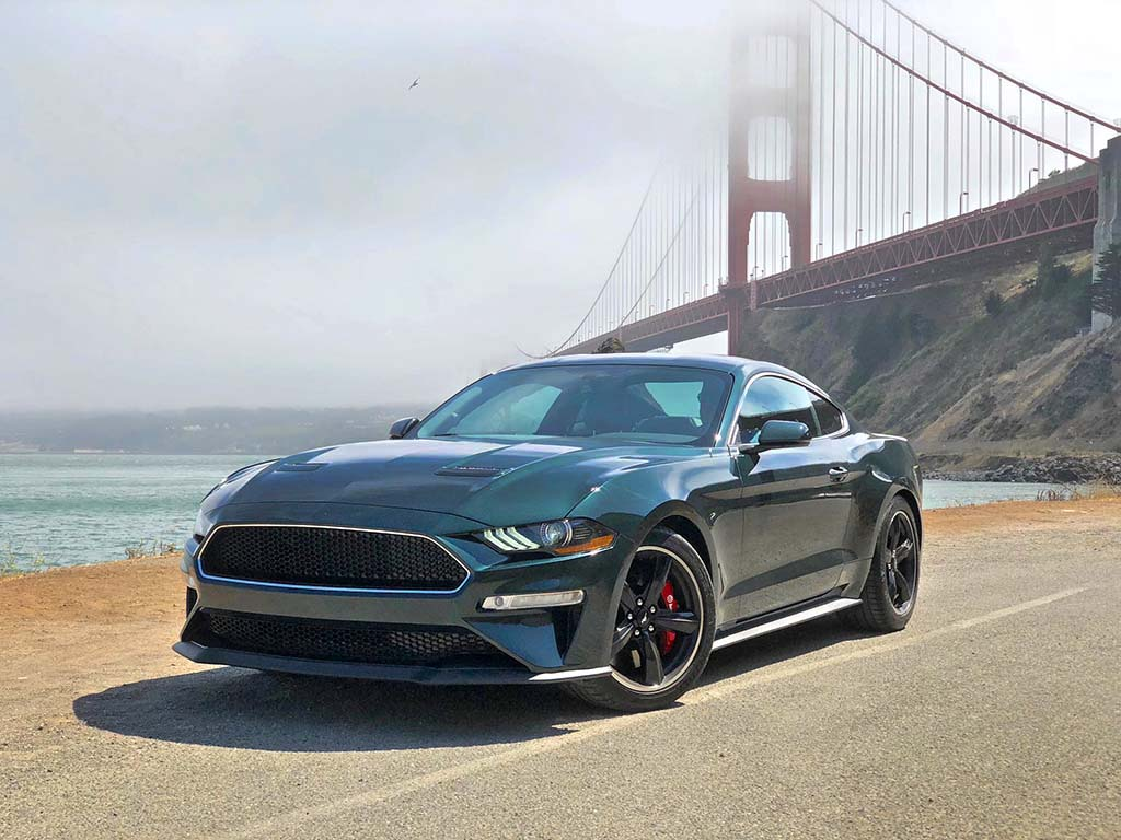 New Mustang Hits – With a Bullitt