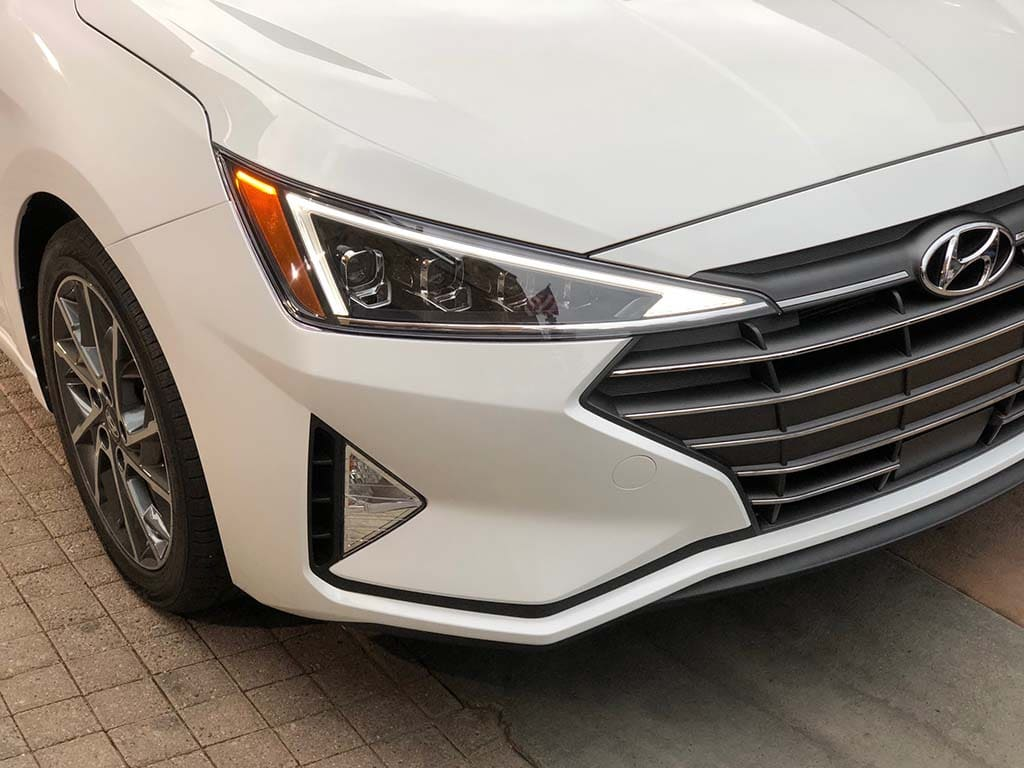 O Brien Hyundai >> 2019 Hyundai Elantra: More Than the Typical Mid-Cycle Refresh | TheDetroitBureau.com