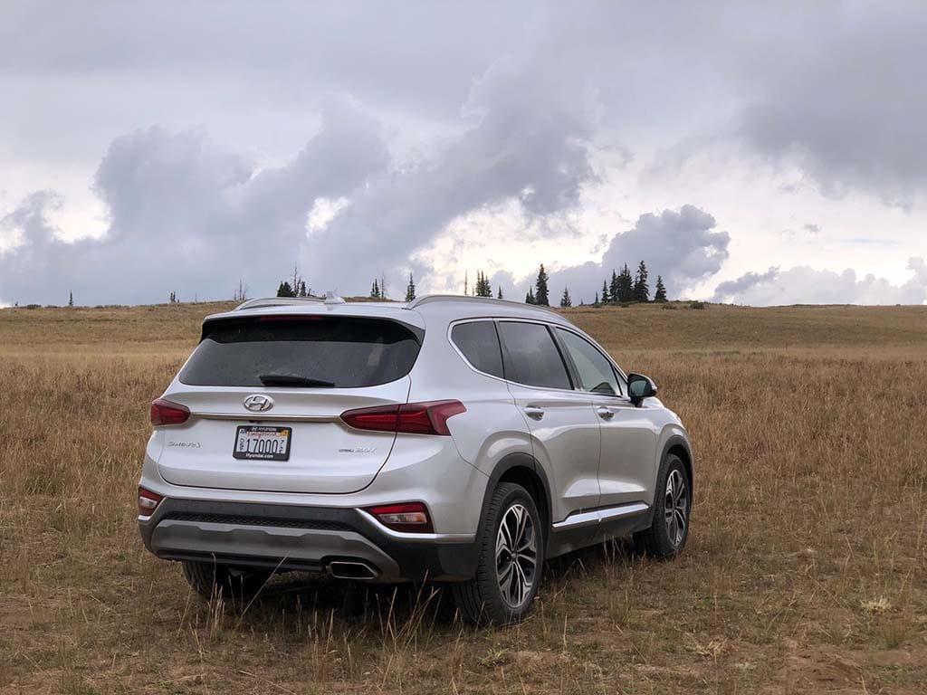 First Drive: 2019 Hyundai Santa Fe   TheDetroitBureau.com