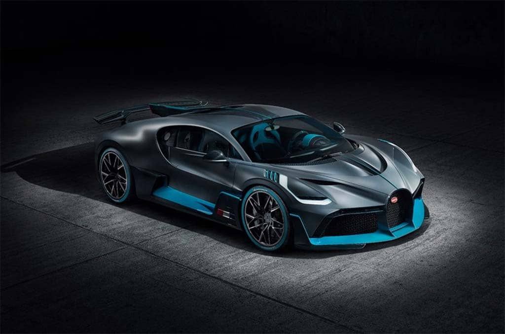 Bugatti Reveals 1,500-Horsepower, $5.78-Million Divo