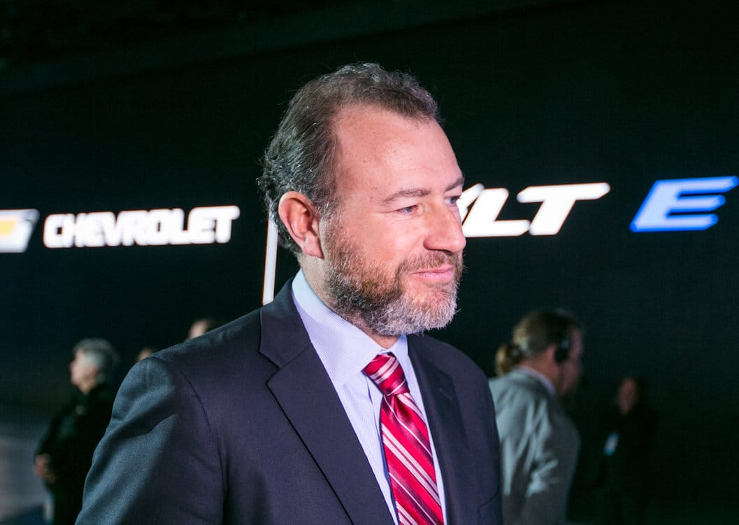 GM Moves Ammann into CEO Role at GM Cruise