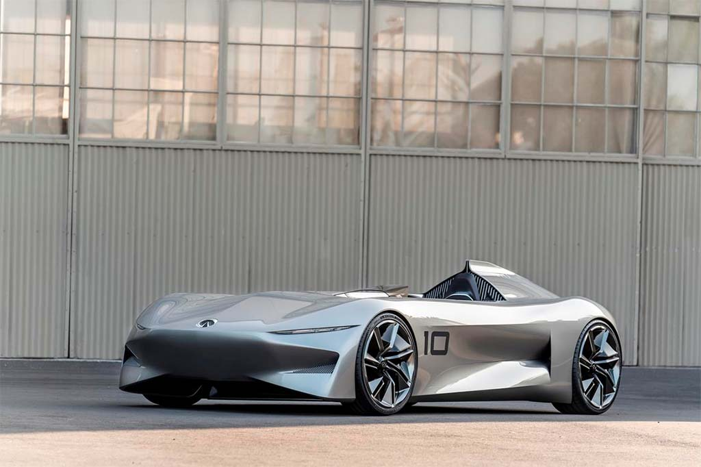 Infiniti Goes Back to the Future with Prototype 10